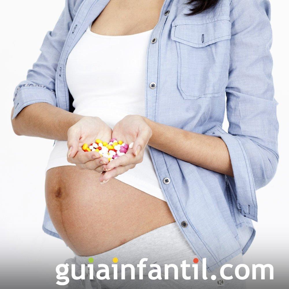 Automedicarse durante el embarazo