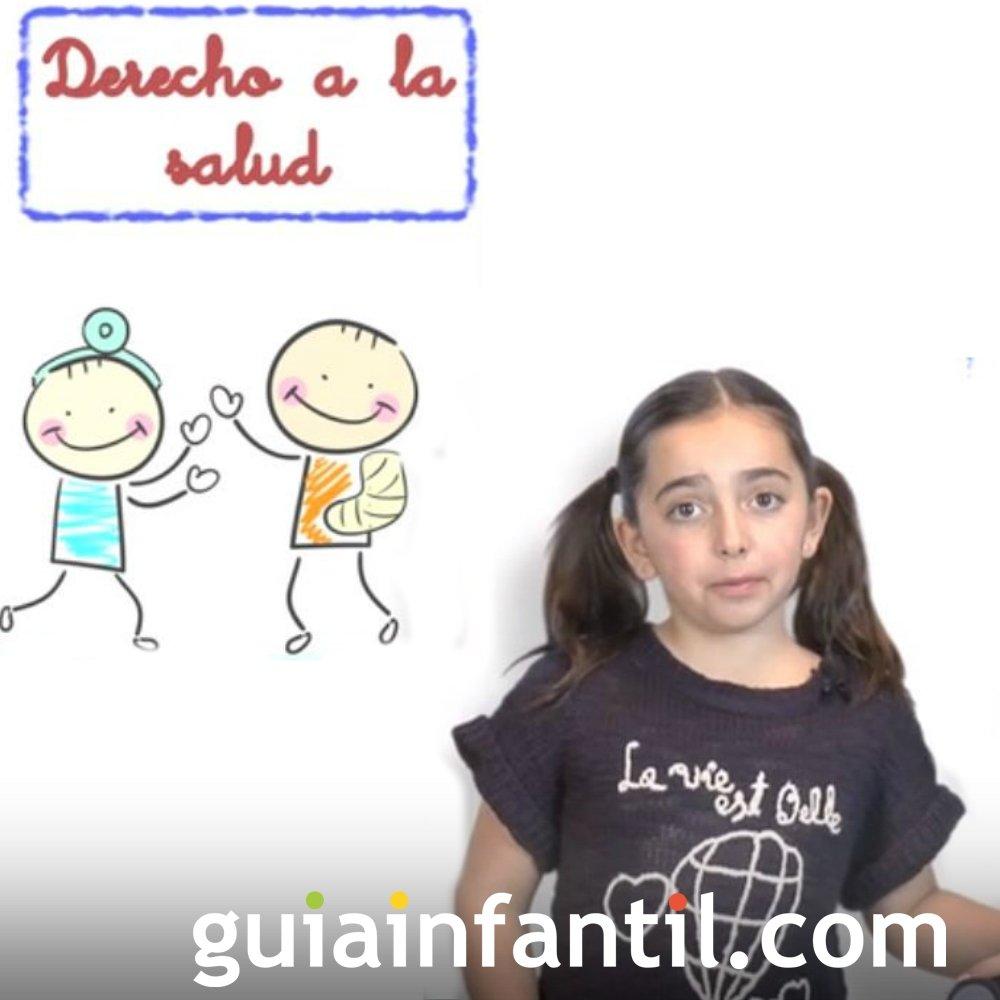Derecho del Niño a la salud
