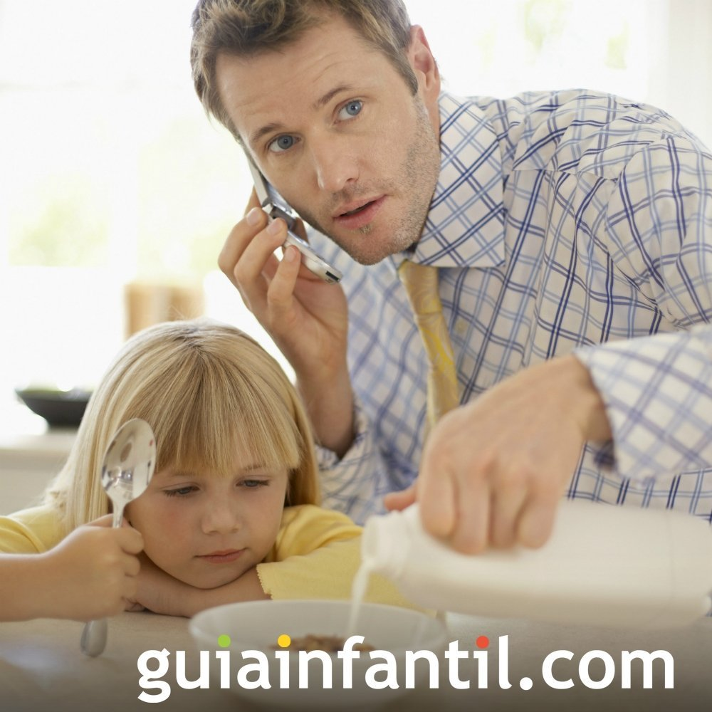 5. Propósitos de Año Nuevo: ser más paciente con los hijos