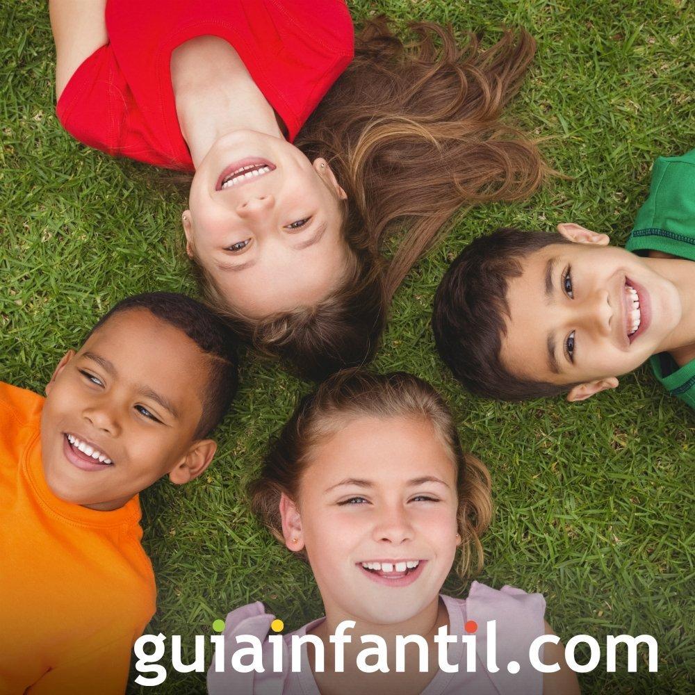 9. Propósito de Año Nuevo: conocer a los amigos de nuestros hijos