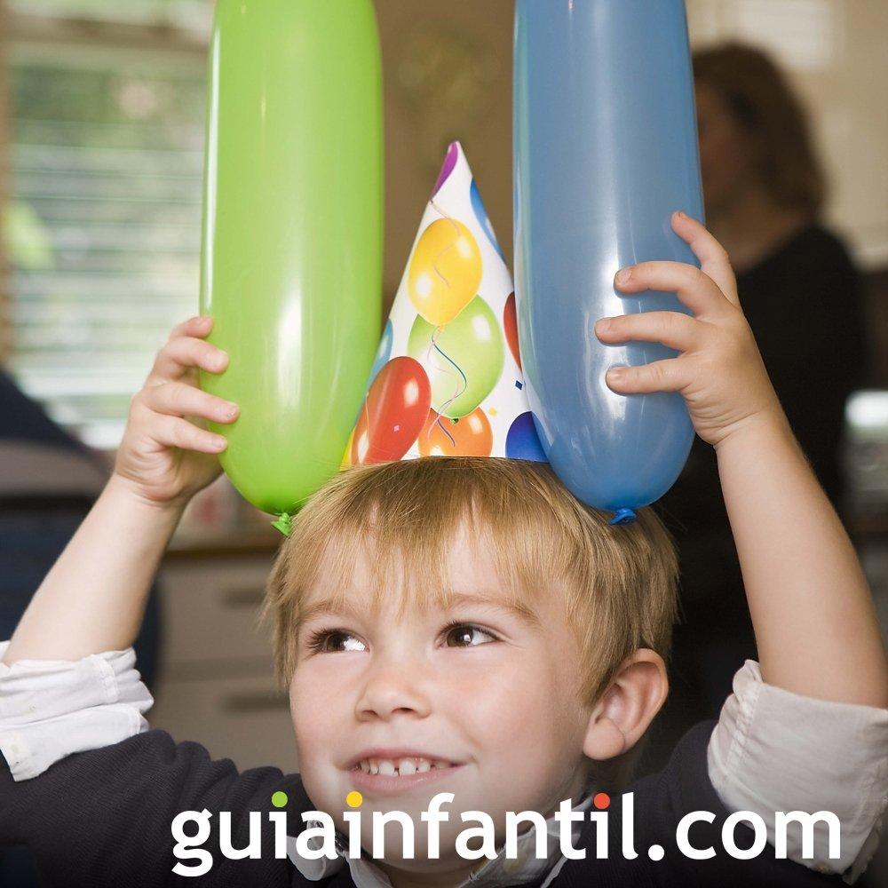 Jugar y crear con globos