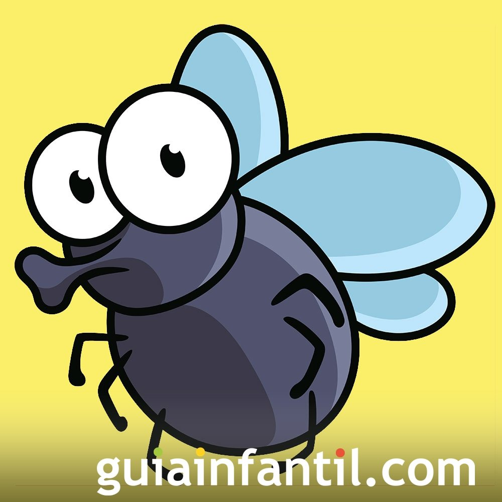 Las moscas. Fábula sobre la avaricia