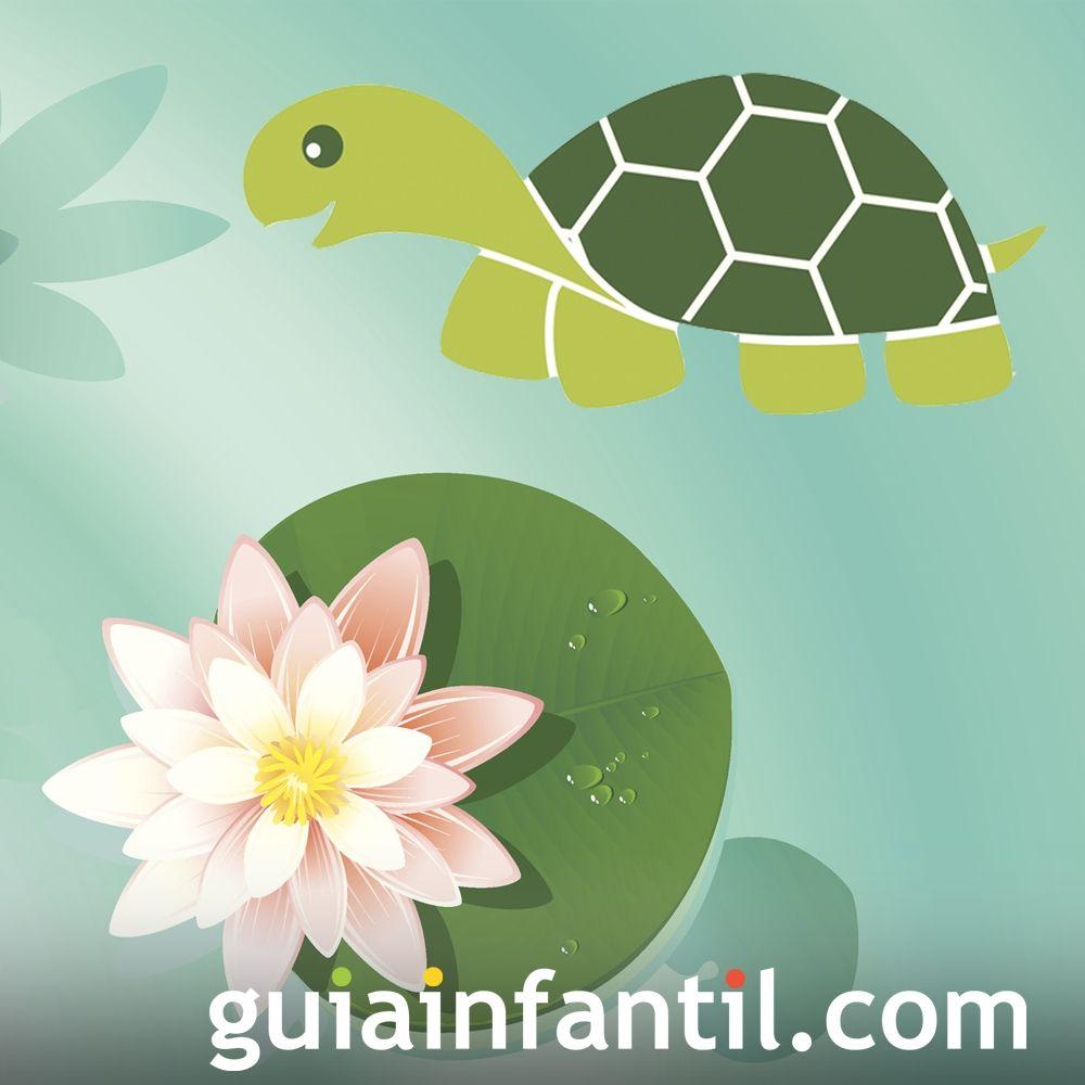 Uga la tortuga. Cuento sobre la perseverancia