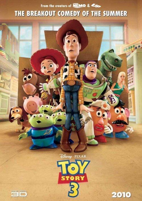 Toy Story en 3D