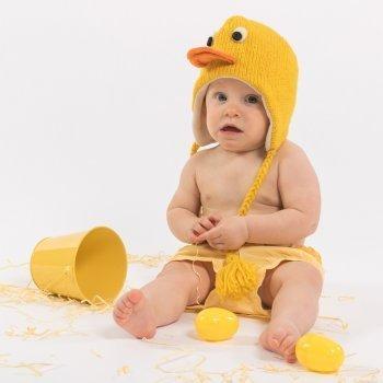 a que edad se sientan los bebes con ayuda