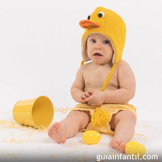 Disfraz de Pato para bebés