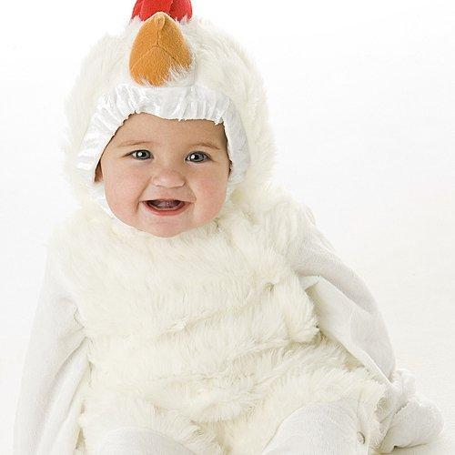 Disfraz de Gallina para bebés