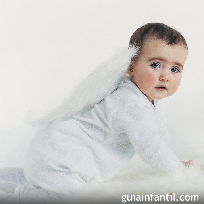 Disfraz de Ángel para bebés