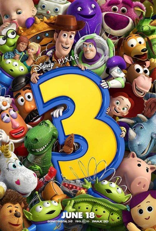 Estreno en 3D de Toy Story