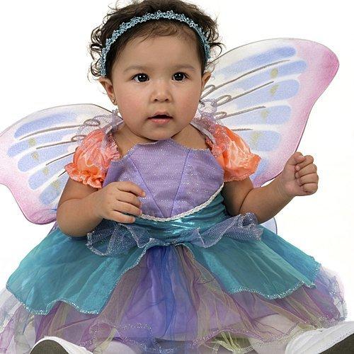 disfraz de hada para bebs