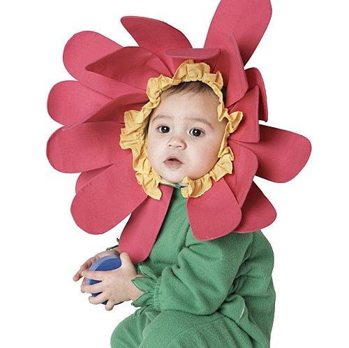 Disfraz de Flor para bebés