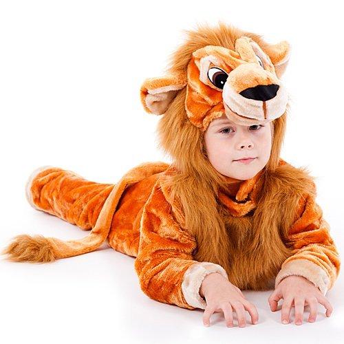 Disfraz de leona para niñas