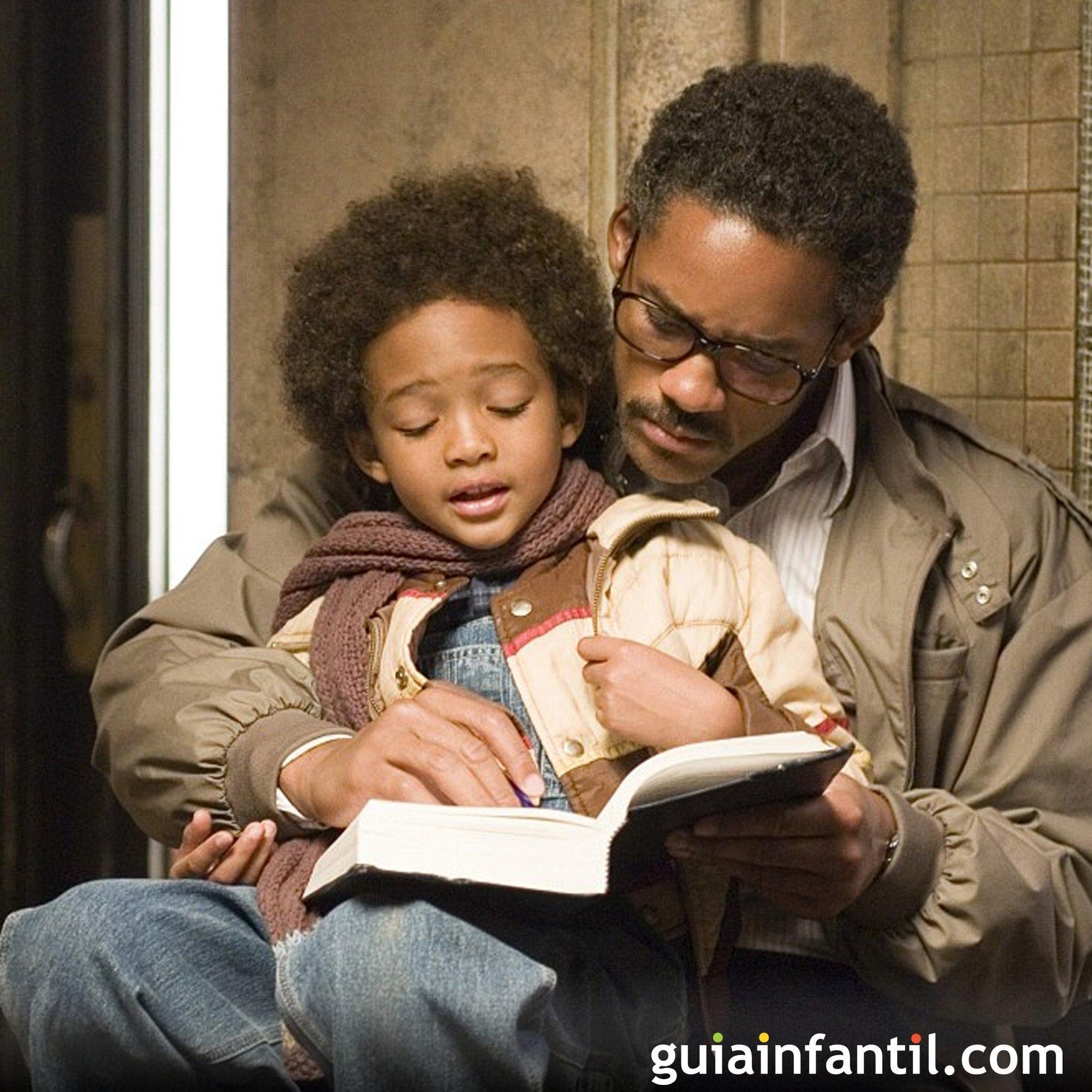 En busca de la felicidad. La unión de padre e hijo
