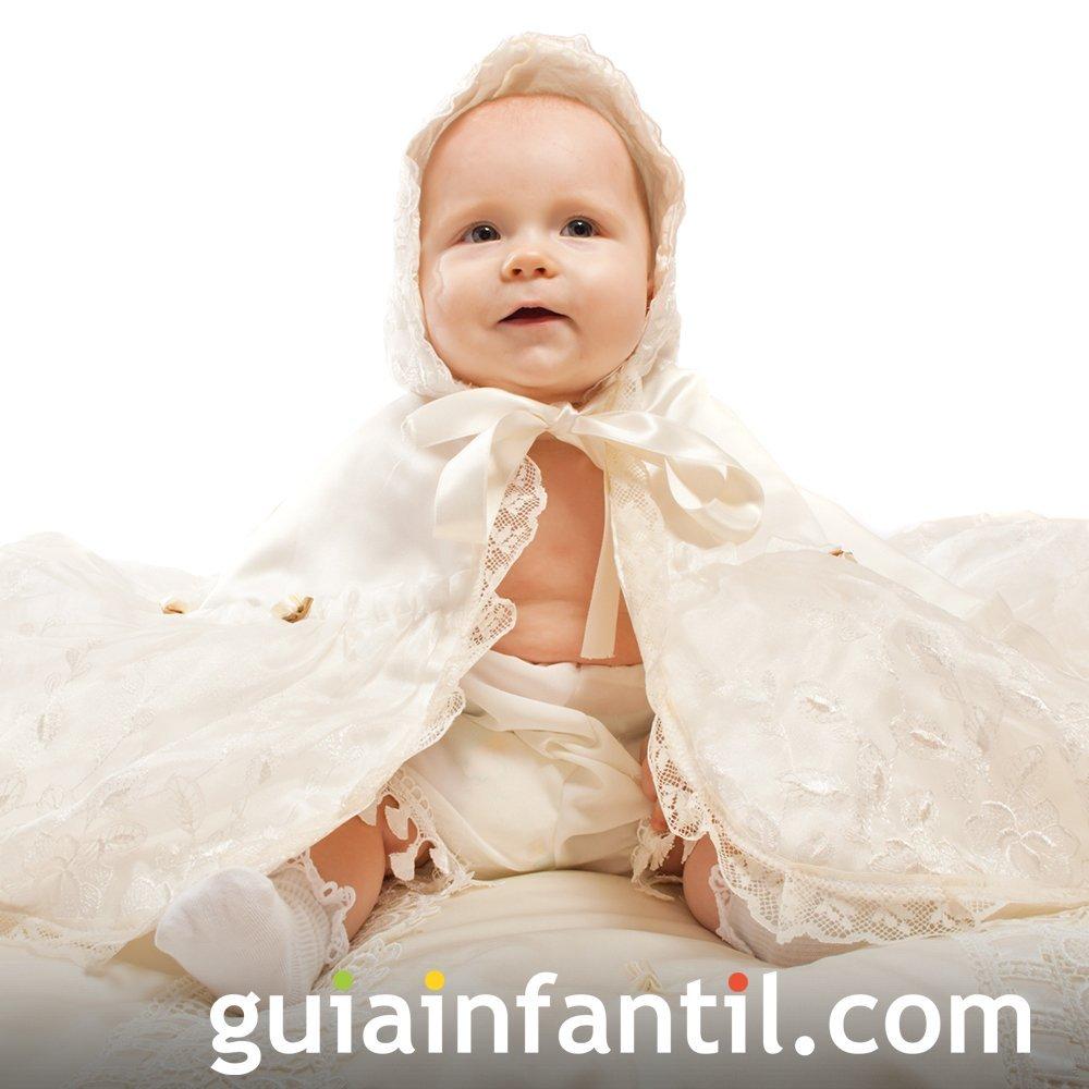 Traje de bautizo para bebé estilo realeza