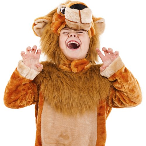 Disfraz de león para niños