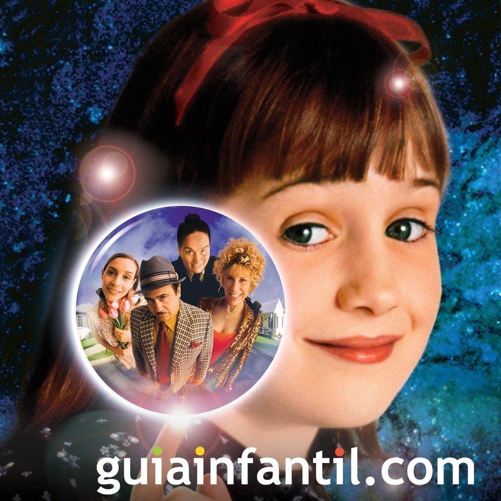 Matilda. Una película sobre la imaginación