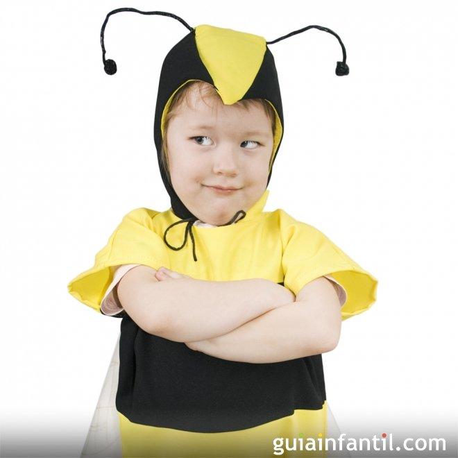 Disfraz de abeja para niños