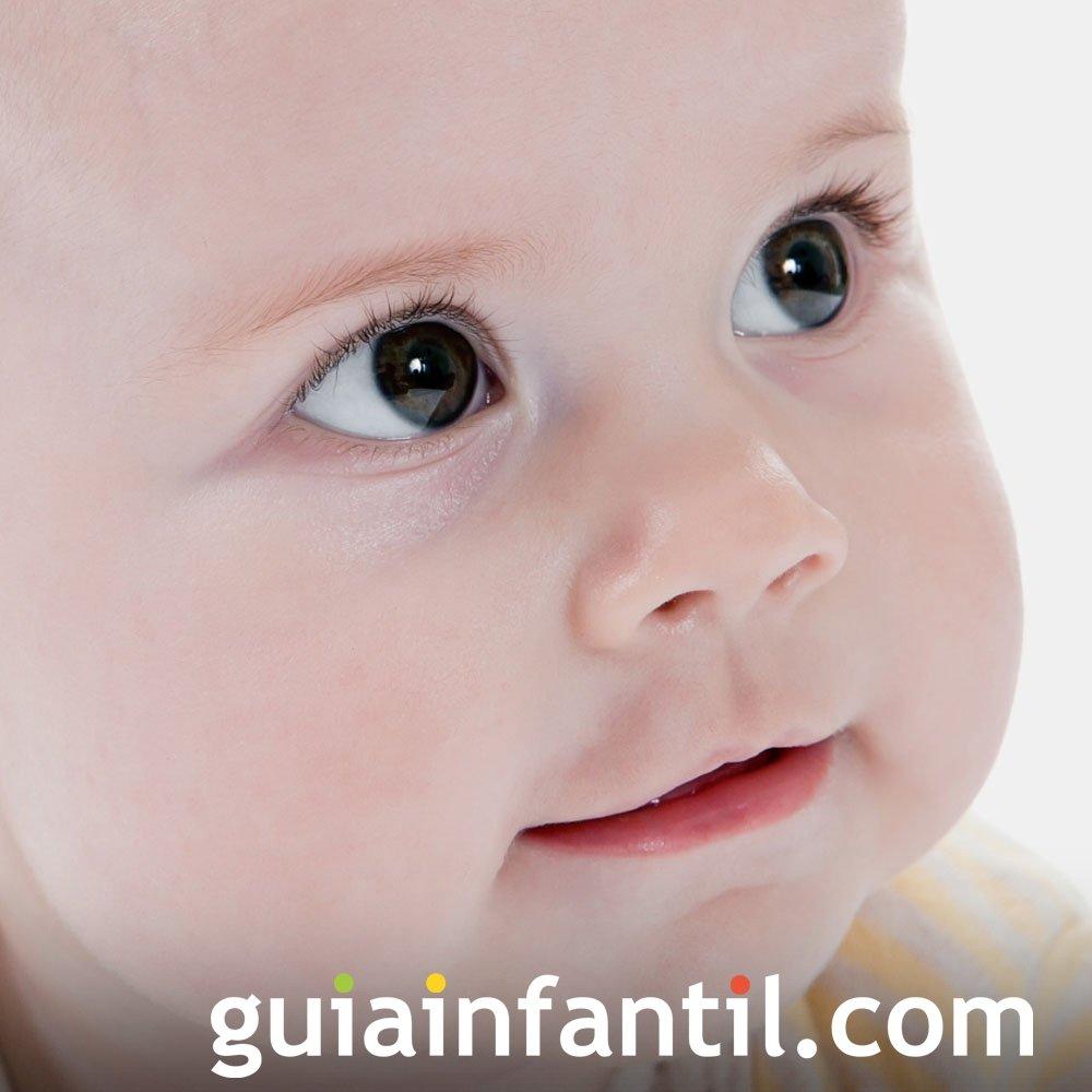 Cómo limpiar los ojos al bebé