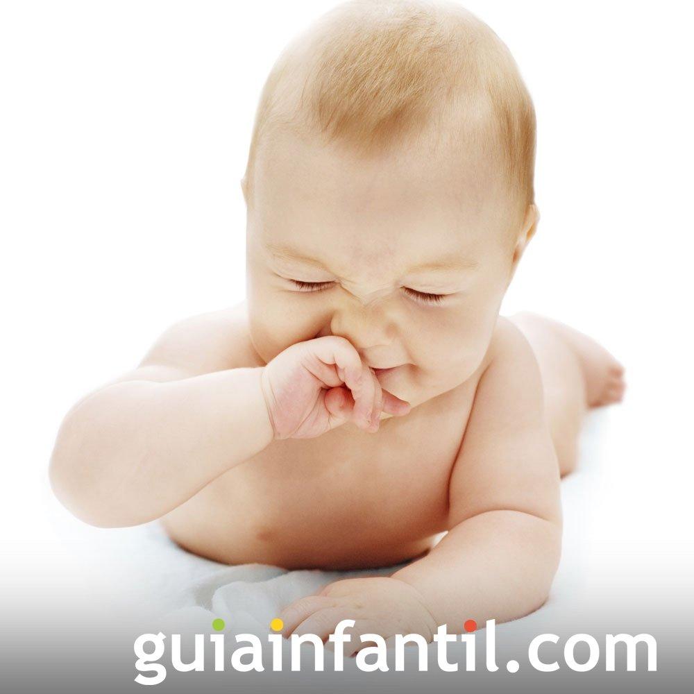 Cómo limpiar la nariz al bebé