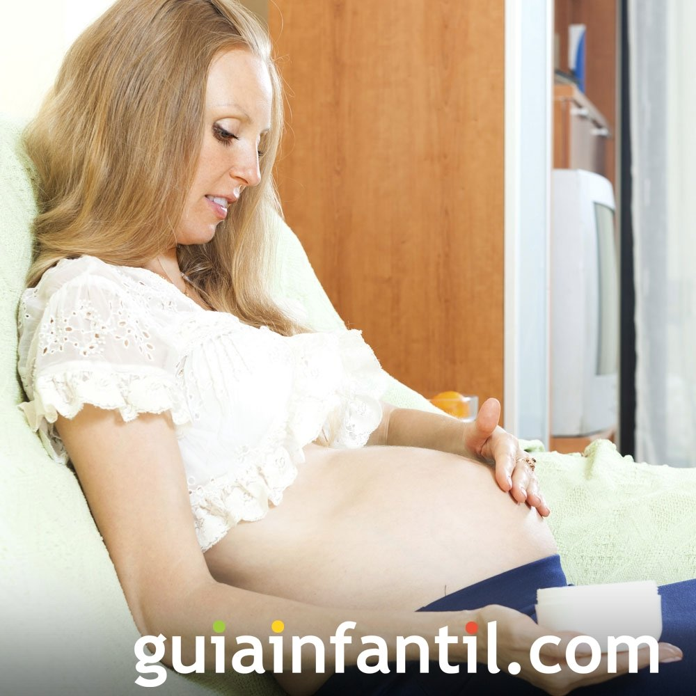 Manchas y oscurecimiento de la piel en el embarazo