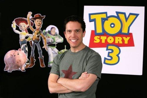 Lee Unkrich es el director de Toy Story 3