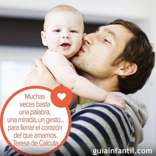 Frase célebre sobre el amor para educar a los niños