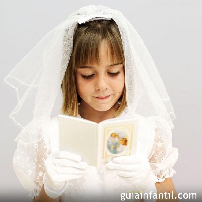 Libro de Primera Comunión. Regalo para niños