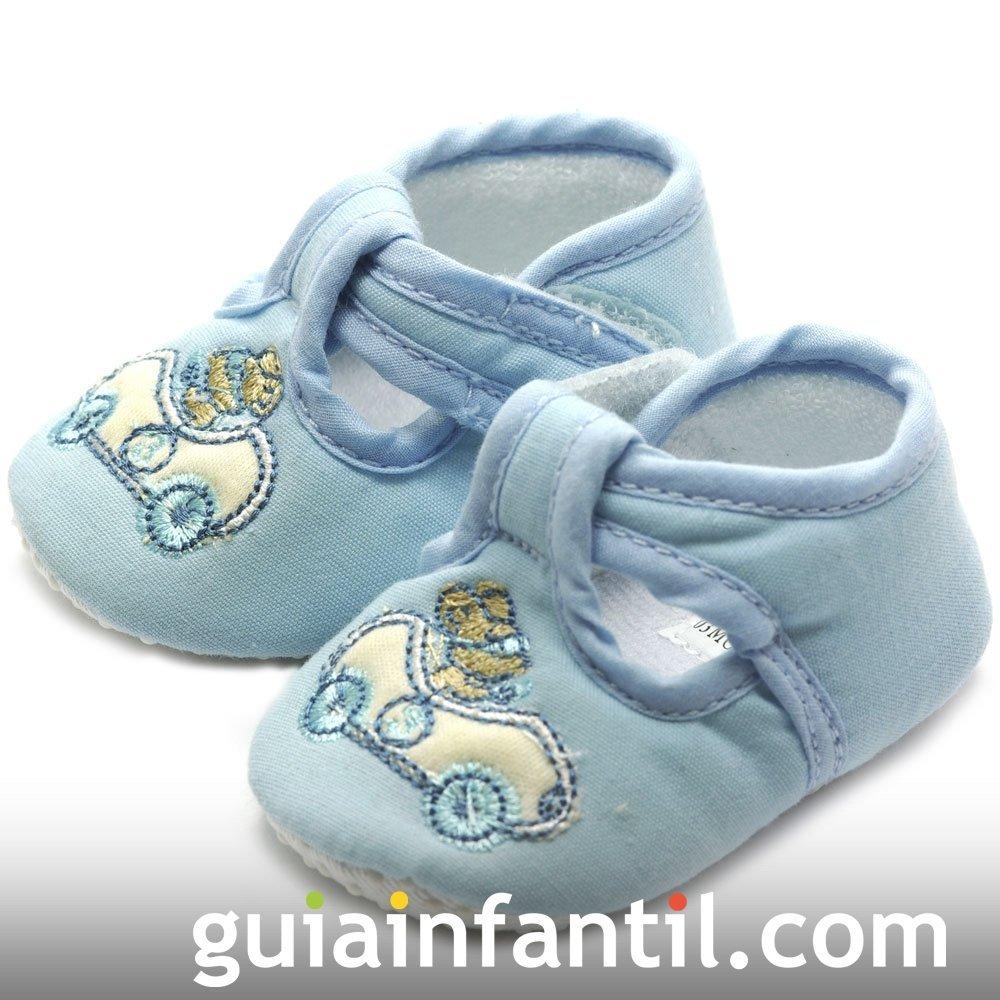Patucos suaves para bebés