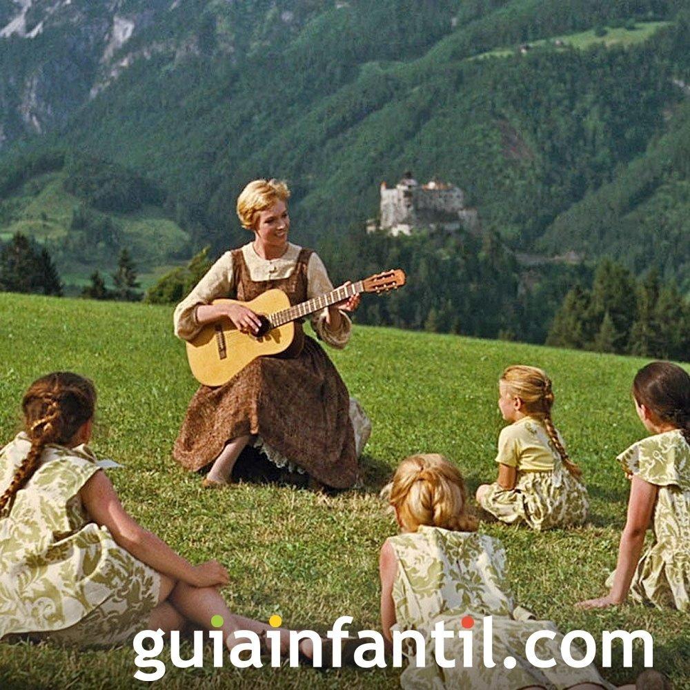 Sonrisas y lágrimas. Música y amor en familia