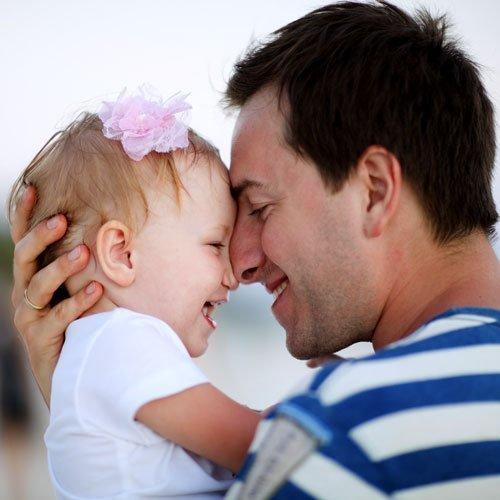 Necesidad de sentirse protegido por un padre