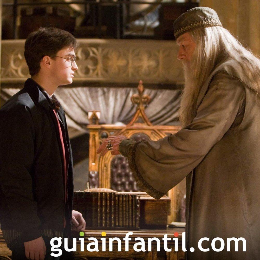 Harry Potter. Películas infantiles