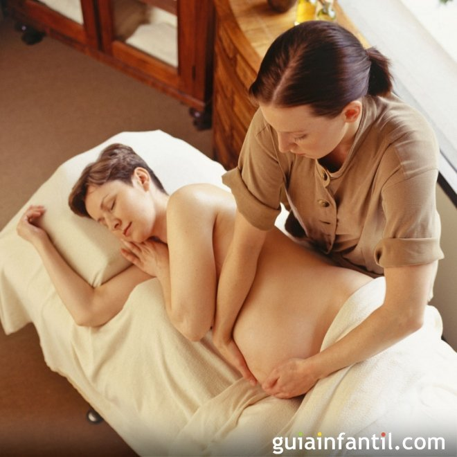 bebé masajes relajantes lince