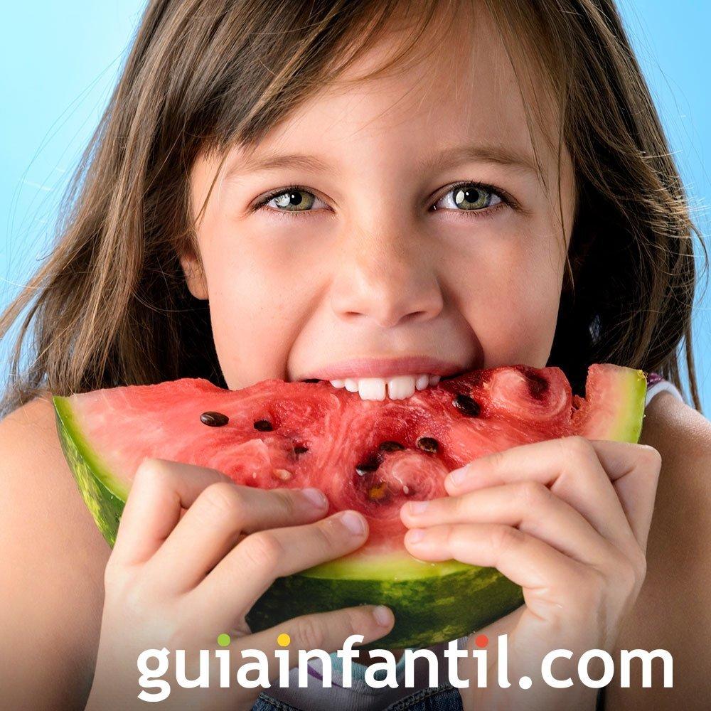 Que la alimentación de tu hijo sea sana