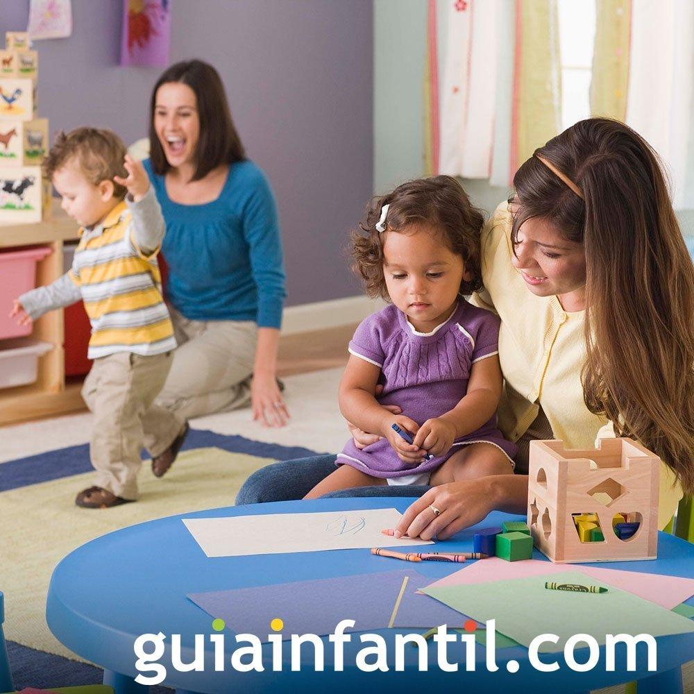 Ayuda a tu hijo a adaptarse al colegio