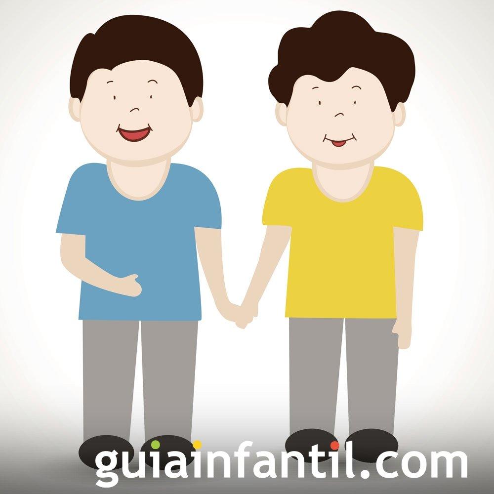 Los Dos Amigos Fabula Sobre La Amistad