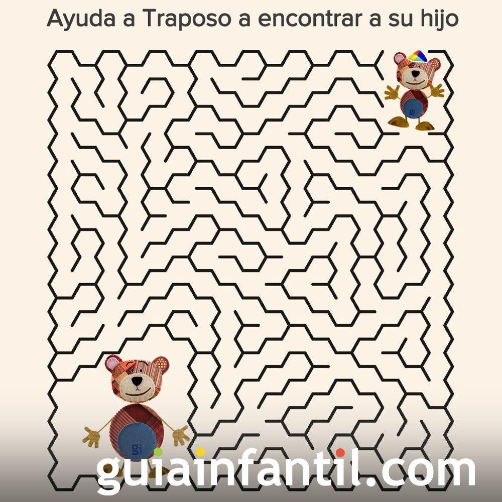 Pasatiempos Laberintos Para Niños De 10 A 12 Años Para Imprimir Pdf Laberintos Niños