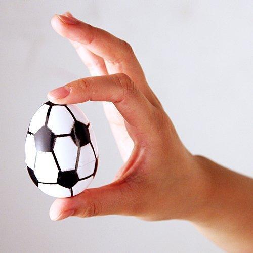 Decoración De Huevos De Pascua Balón De Fútbol