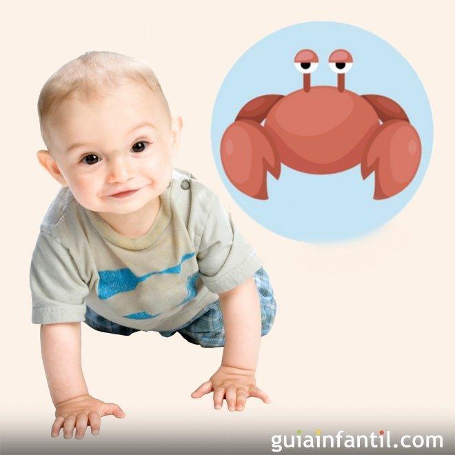 Perfil astrológico del bebé del signo de Cáncer