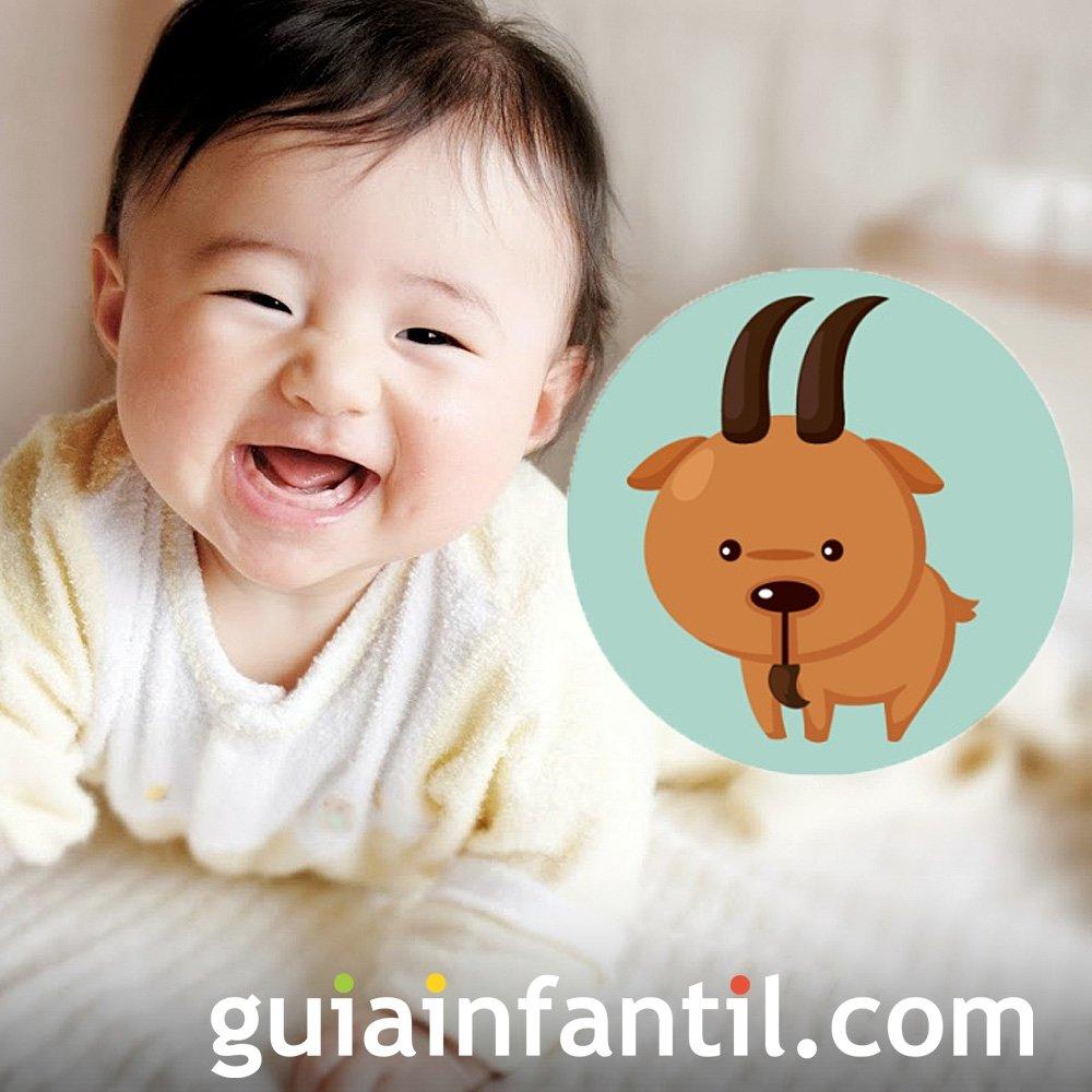 Bebés del signo de Capricornio. Astrología infantil