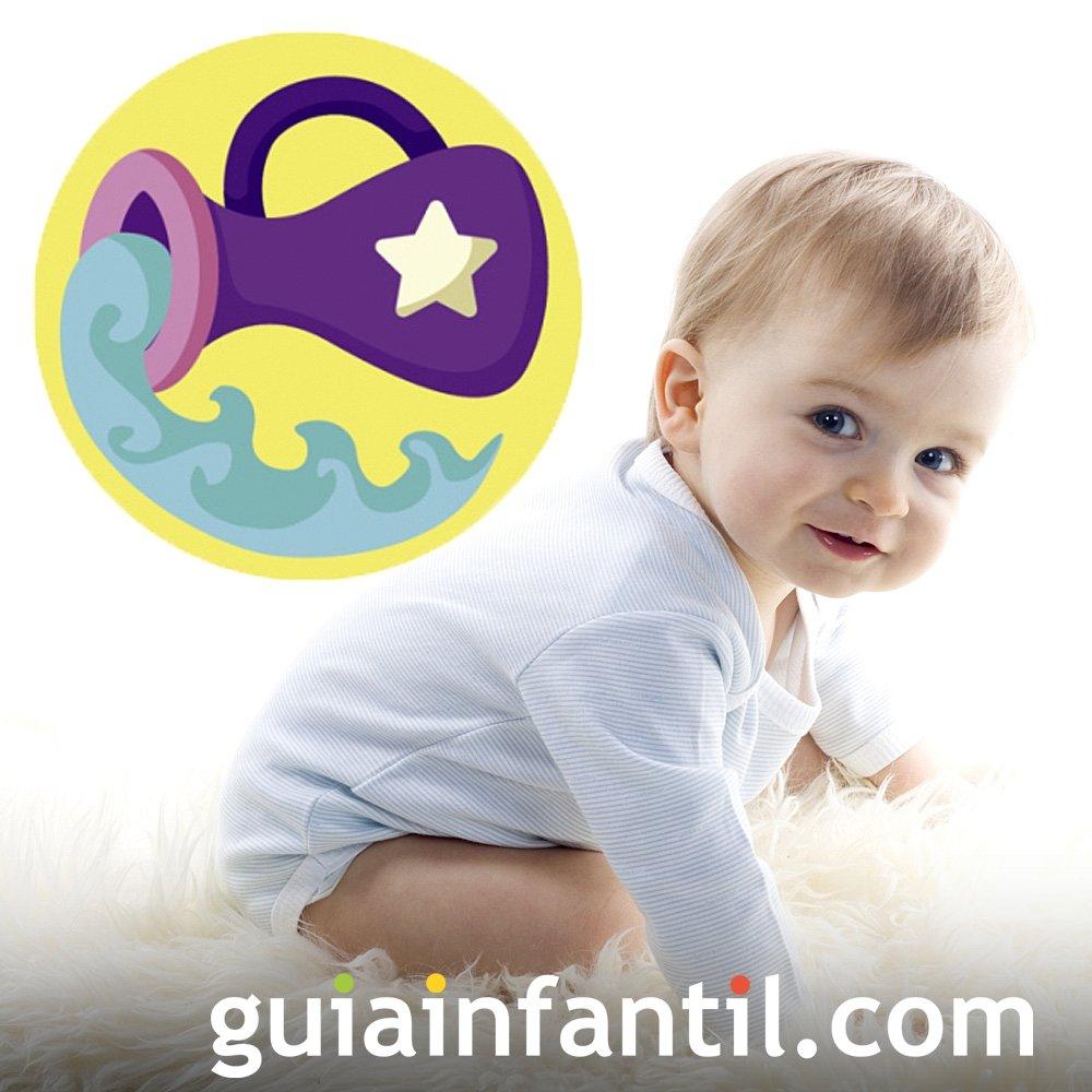 Perfil de bebés del signo de Acuario