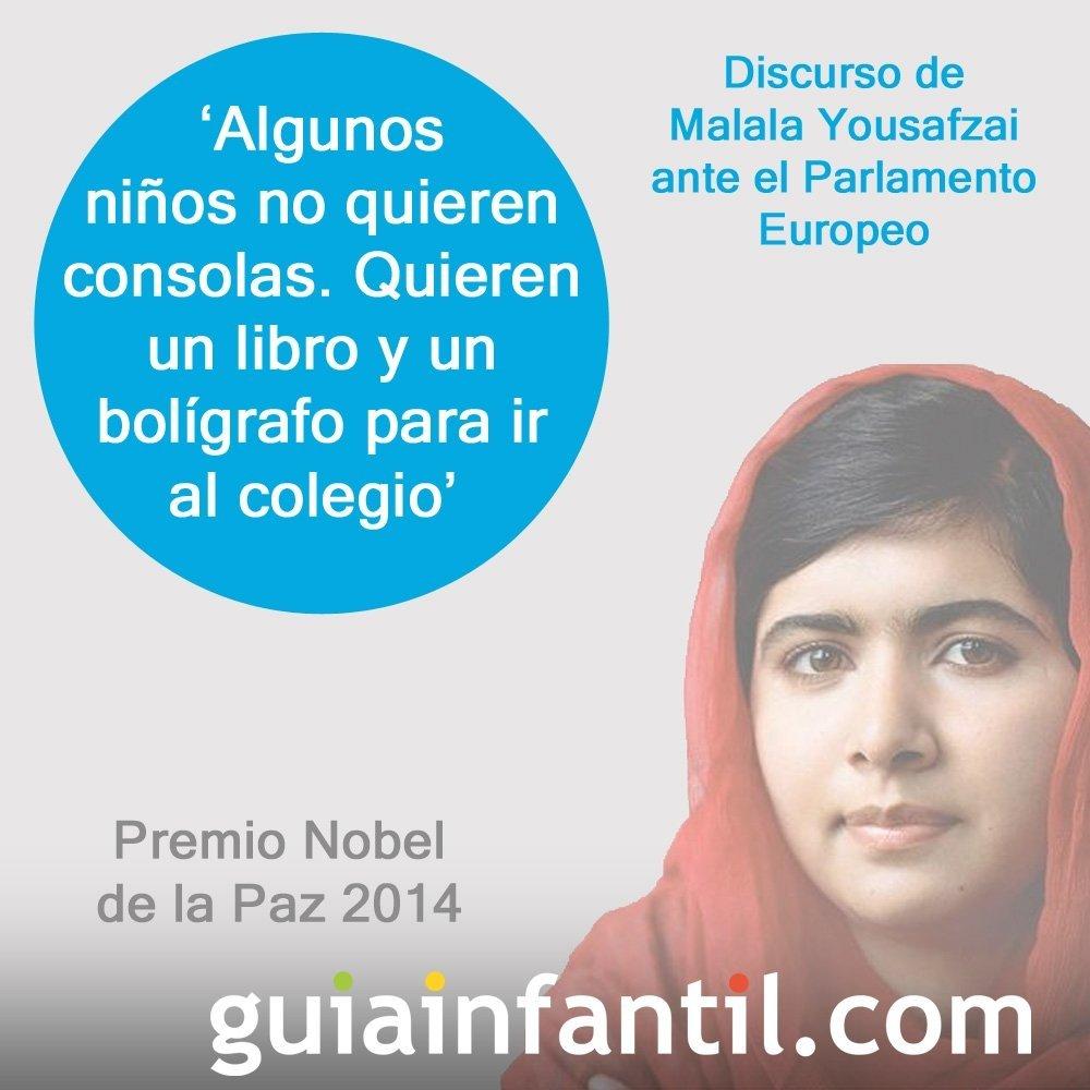 Discurso en defensa de los libros y el colegio