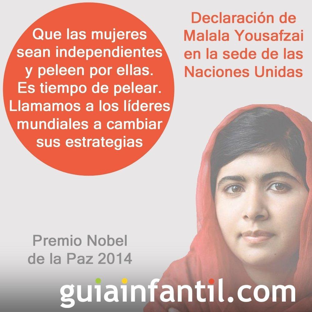 Declaración sobre la independencia de las mujeres