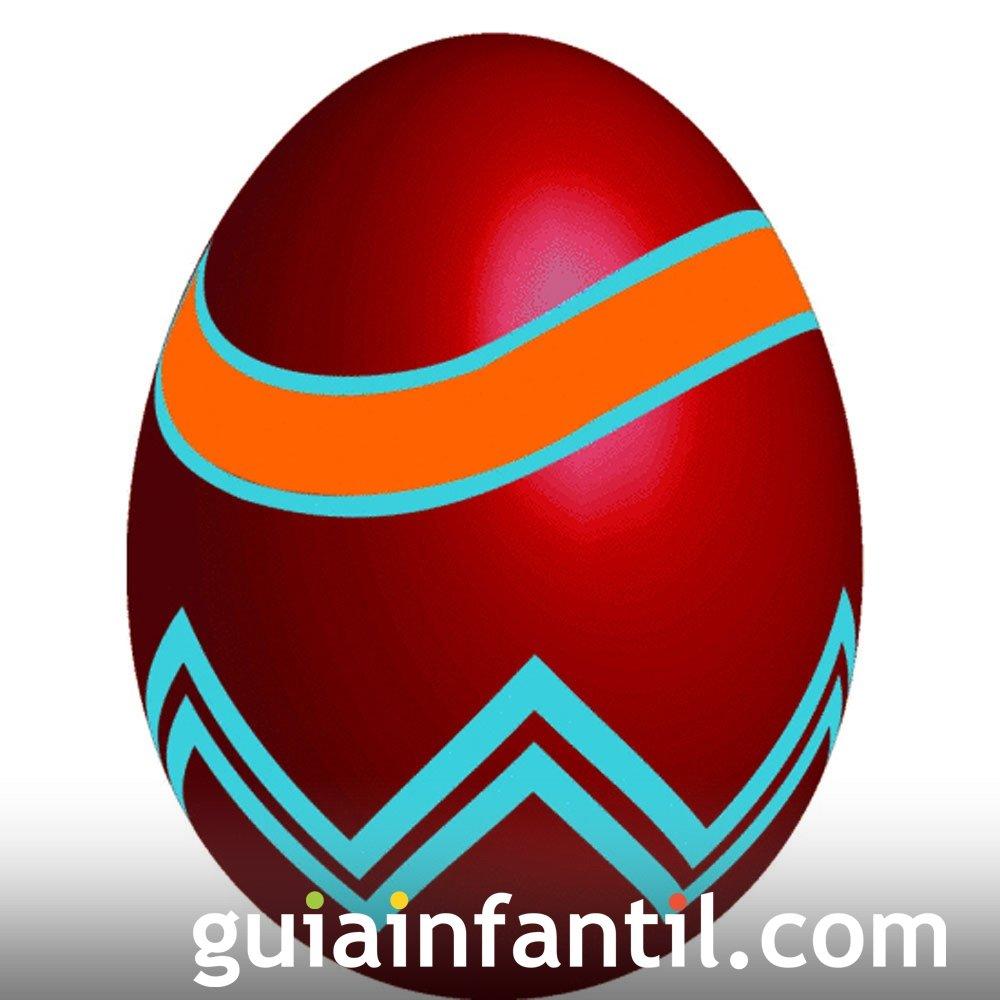 Decorar huevos de Pascua con motivos africanos