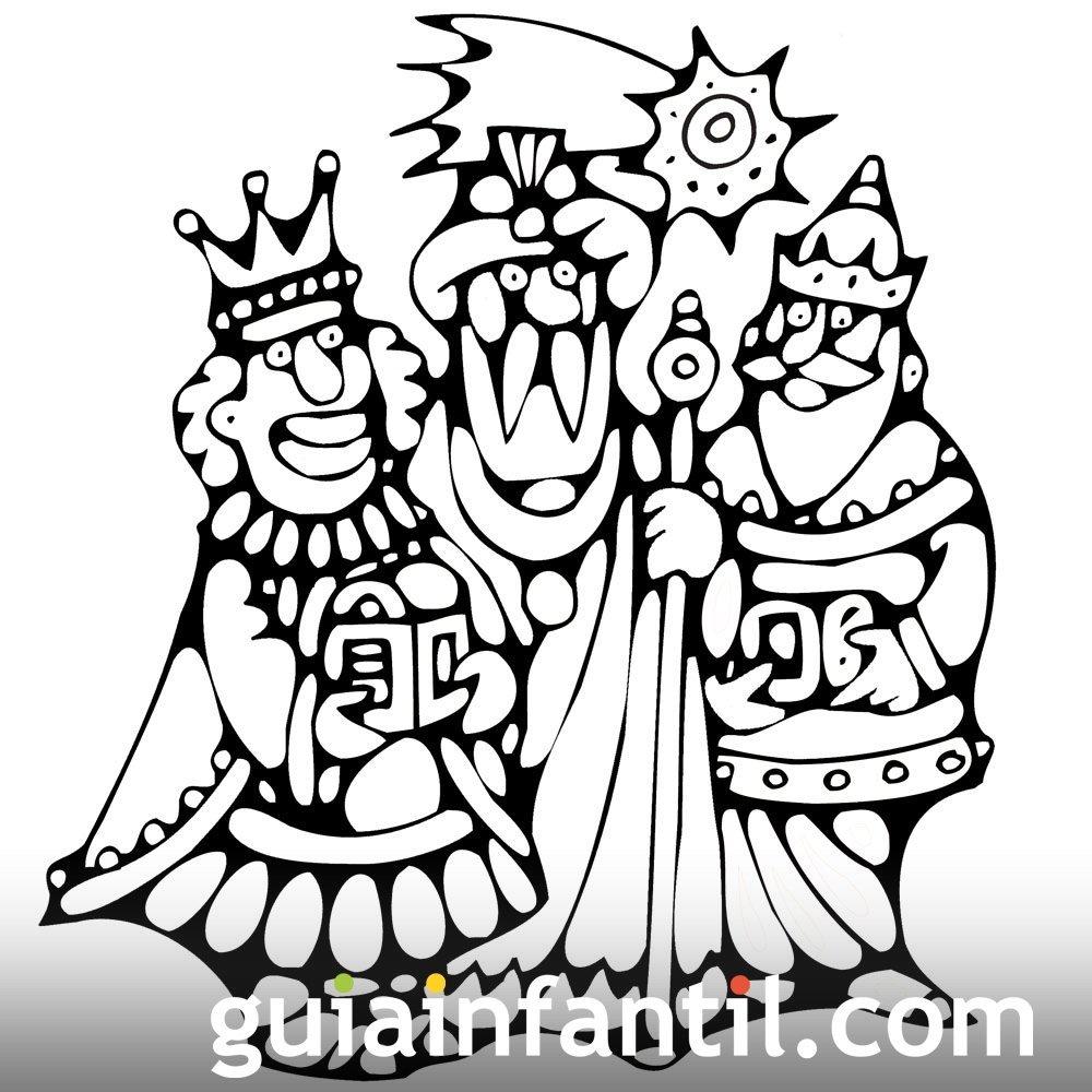 Dibujos Para Colorear De Papa Noel Santa Claus Viejito