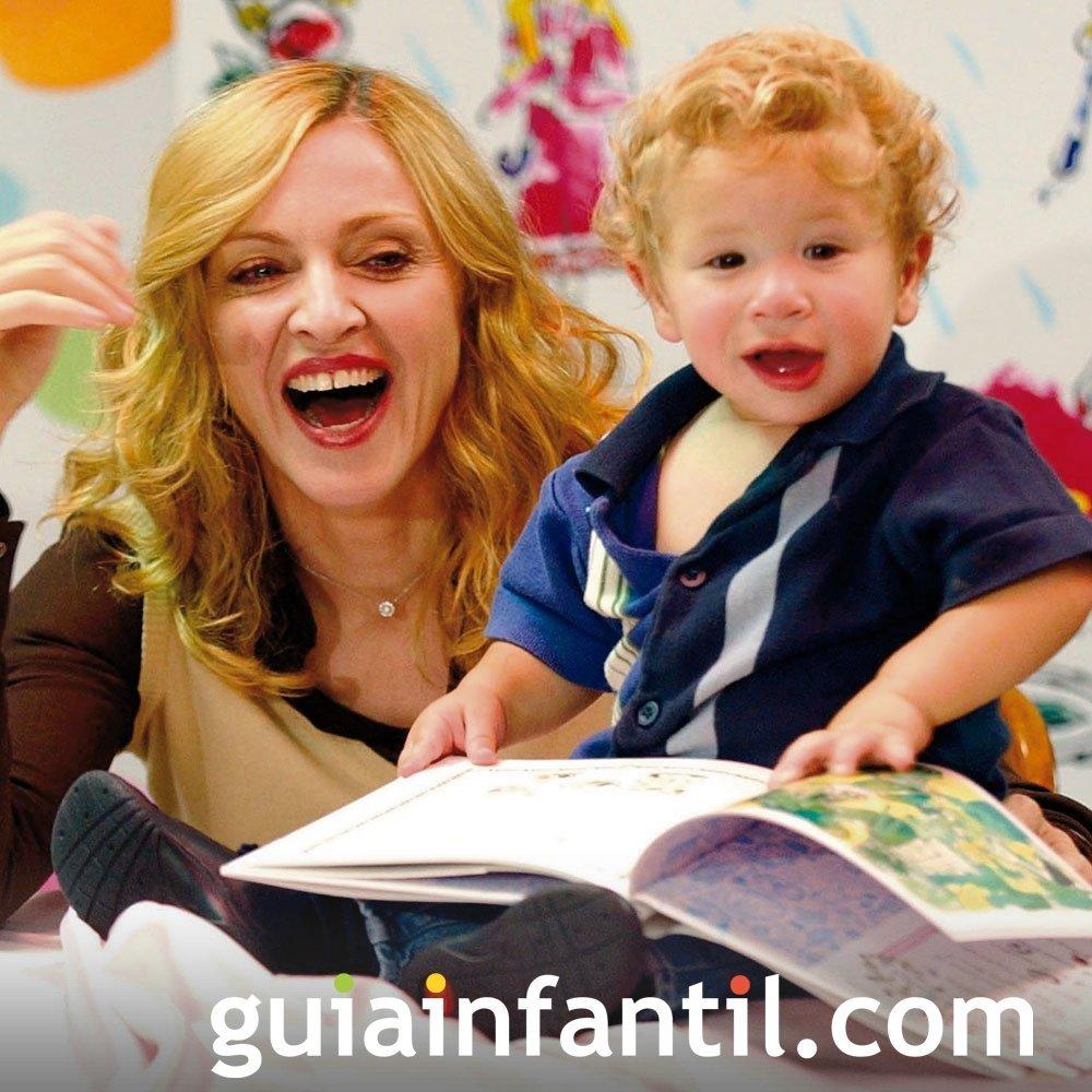 Madonna, escritora de cuentos infantiles