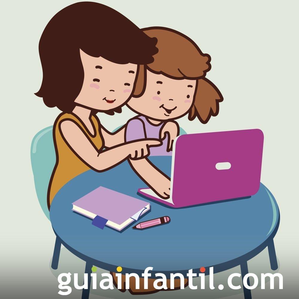 La seguridad de los niños en Internet