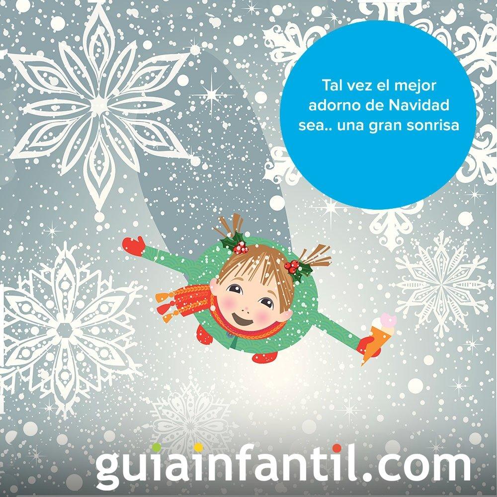 Una postal de Navidad para enviar tus mejores deseos