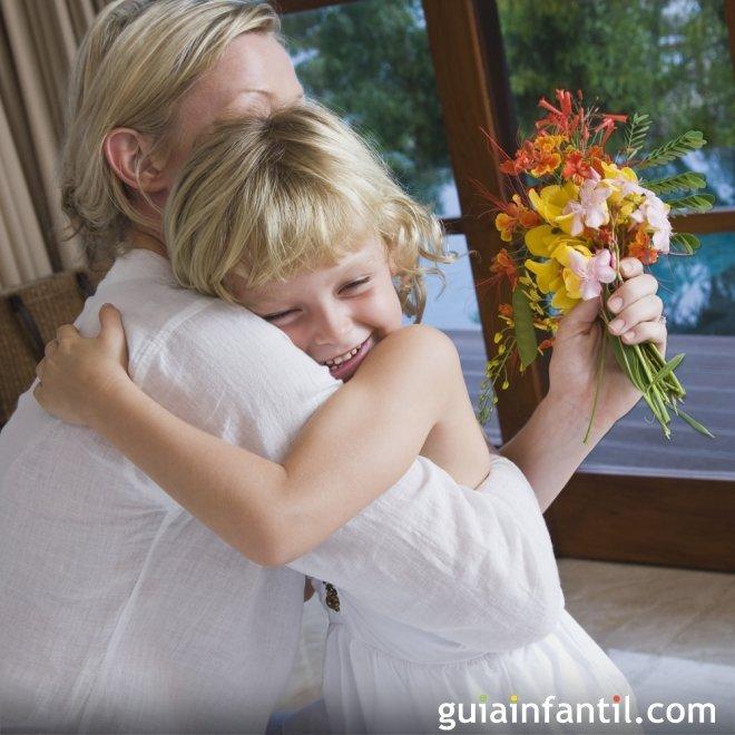 Un abrazo por el Día de la Madre