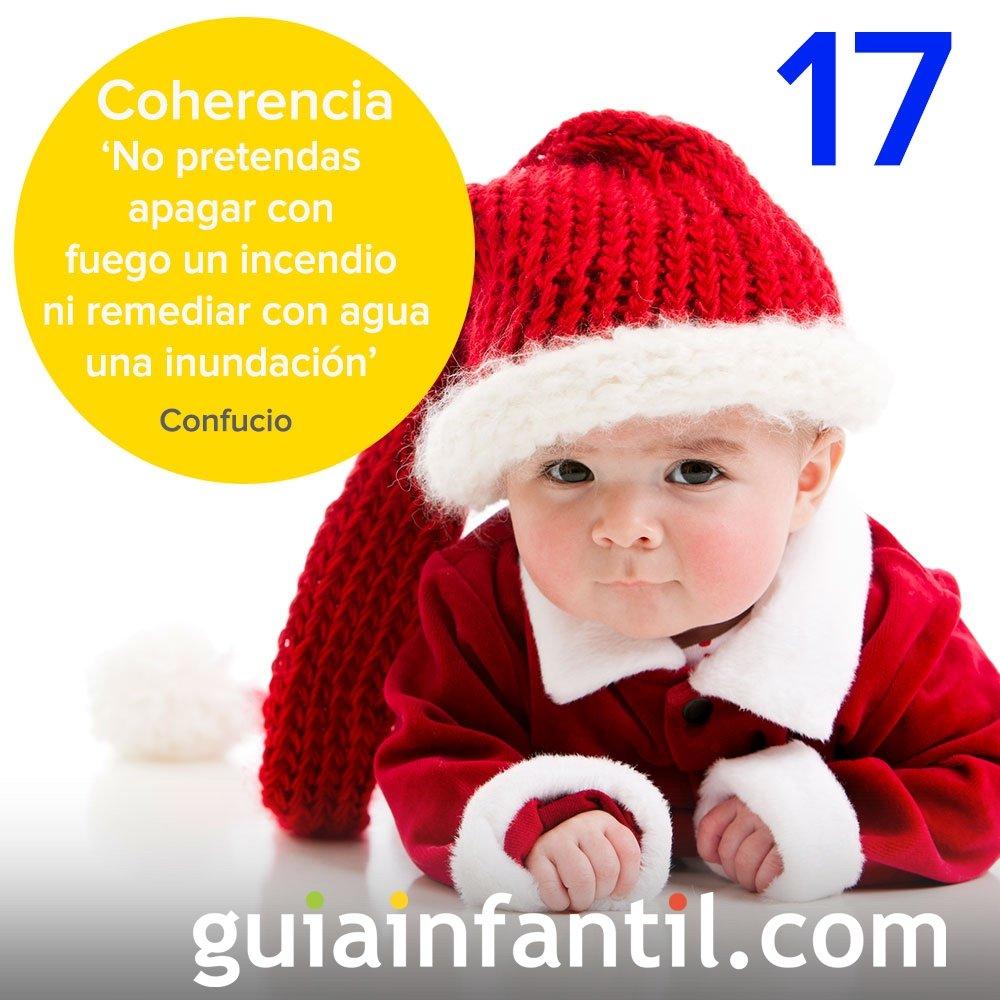 17- La Coherencia en el calendario de Adviento