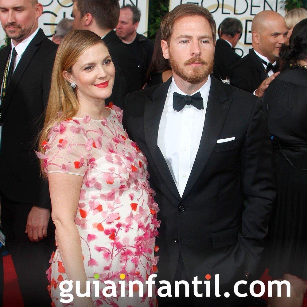 Drew Barrymore y Will Kopelman, padres por segunda vez